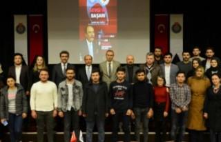 Şahin Balcıoğlu KSÜ'de Sevgi ve Başarı Konulu...