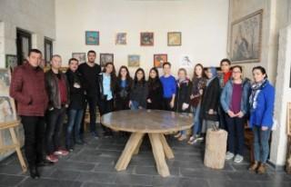 SANKO Üniversitesi Öğrencileri Kültür Gezisi...