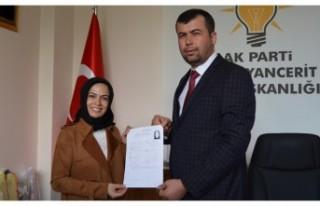 Sultan Ünal, Çağlayancerit Belediye Başkanlığına...