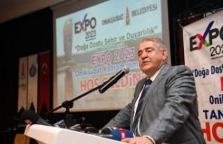 KSÜ Öğrencilerine EXPO 2023 Tanıtıldı