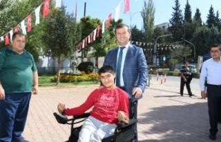 Başkan Bozdağ'dan 3 Aralık Dünya Engelliler...