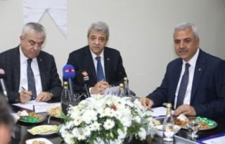 Bölgesel Kalkınmada Güç Birliği Platformu Toplantısı