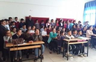 Büyükşehir'den Nurhak'ta Eğitim Semineri