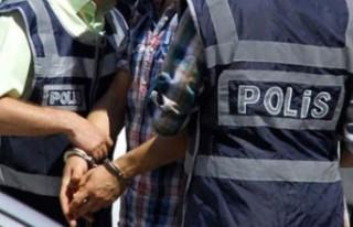 Eve Giren Hırsızlar Tutuklandı