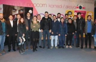 """Gazeteciler """"Deliler: Fatih'in Fermanı"""" Filmini..."""