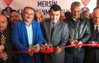 Mersin Kahramanmaraşlılar Derneği Açıldı