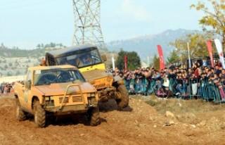 Organizasyonun 3. Ayak Final Yarışı, Kahramanmaraş'ta...