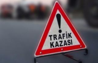 Pazarcık'ta Zincirleme Trafik Kazası