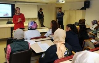 SANKO Üniversitesi'nden Diyabet Eğitimi