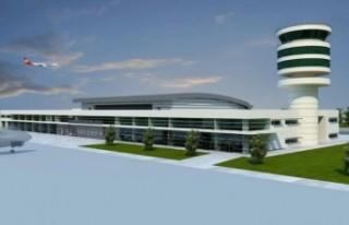 2018 Yılı Bitti Yeni Terminal Binası Yine Açılmadı