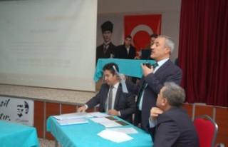 """Afşin'de """"2023 Eğitim Vizyonu Çalıştayı""""..."""