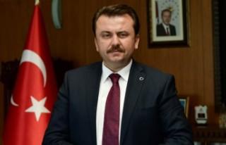 Başkan Erkoç'tan 10 Ocak Çalışan Gazeteciler...
