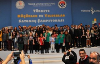 SANKO Öğrencileri Satrançta Milli Takım Havuzuna...