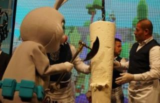 Akıllı Tavşan Momo da Dondurma Kesti