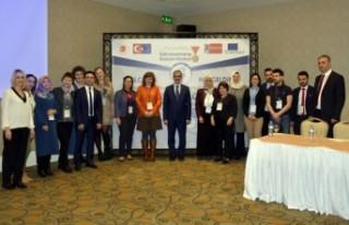 Erasmus+ Stratejik Ortaklık Programı Açılış...
