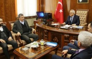 Güvenç: İstiklal Üniversitesi Kahramanmaraş'ın...