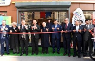 Türkiye Diyanet Vakfının 32. Kitabevi Kahramanmaraş'ta...