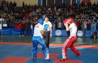 Gençler Türkiye Okullar Kick Boks Şampiyonası...