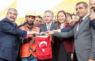 İslahiye Abdulkadir Konukoğlu Camisi'nin Temeli...