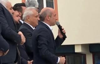 Öztunç: Son 1 Ayda Kahramanmaraş'a Gelen Bakan...