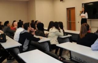 Simya Koleji Öğrencileri SANKO Üniversitesi'ni...