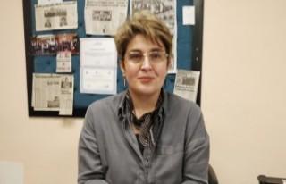 Kadın Platformu'nun Yeni Başkanı Zeynep Arıkan