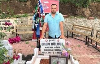 Kahramanmaraşlı Gurbetçi, 30 Türk Şehitliğini...