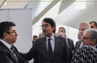 Kipaş Holding İPEKYOLU Kariyer Fuarında
