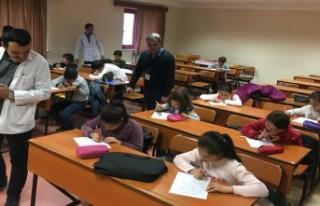 KSÜ Çocuk Üniversitesinde Eğitim-Öğretim Devam...