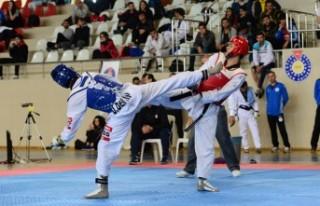 Türkiye Üniversitelerarası Taekwondo Şampiyonası...