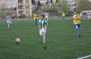 U-15 Türkiye Şampiyonası Kahramanmaraş'ta...