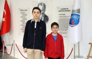 Dünya Klavye Şampiyonu SANKO Okulları Öğrencisi...