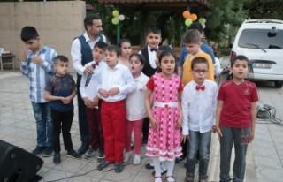 Engelliler için Kardeşlik Sofrası Kurdular