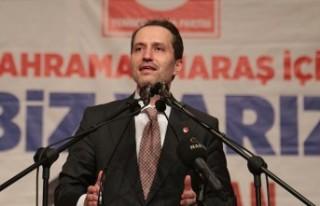 Fatih Erbakan: Hedeflere İkinci 40 Yılda Birlikte...