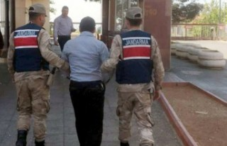 Kahramanmaraş'ta Hırsızlık Hükümlüsü...