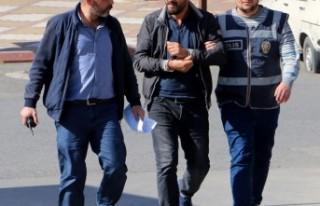 Kahramanmaraş'ta Hırsızlık Şüphelisi Tutuklandı