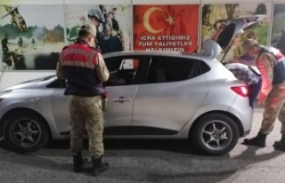 "Kahramanmaraş'ta Jandarmadan ""Şok""..."