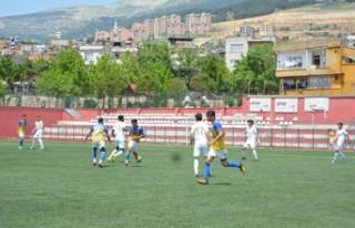 Kahramanmaraş'ta U19 Şampiyonu Talasgücü...