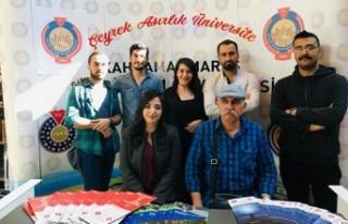 KSÜ İktisadi ve İdari Bilimler Fakültesi Kahramanmaraşlılarla...