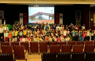 KSÜ Sağlık Hizmetleri MYO Öğrencileri Çocuk...