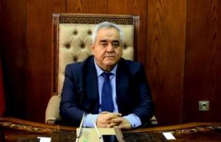 Rektör Özgül; 19 Mayıs Aziz Milletimizin İstiklal...