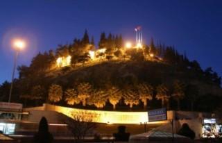 Tarihi Kahramanmaraş Kalesi Açılıyor
