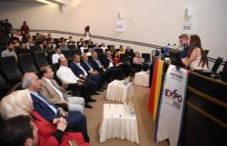Başkan Mahçiçek; Schengen Vize Bilgilendirme Toplantısı...