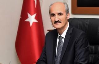 Başkan Okay'ın Ramazan Bayramı Mesajı