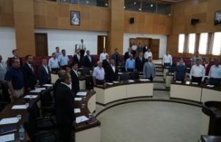 Büyükşehir Meclisi Bugün Toplandı