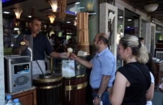 Dondurma Yemek İçin Kahramanmaraş'a Akın...