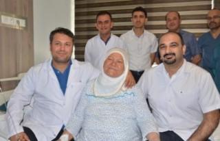 Elbistan Devlet Hastanesi, Obezite Cerrahisinde Bir...