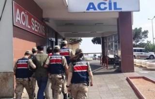 Kahramanmaraş'ta Otomobil Hırsızları Yakalandı