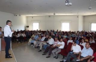 KSÜ'de Fakülte-Öğretmen Buluşmalarının İkincisi...