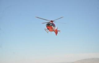 Mantar Toplamaya Giden Öğretmen Uçurumdan Düştü